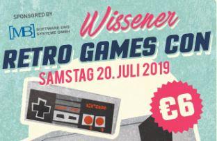 Wissener Retro Games Con verspricht Nostalgie und Spielspa�