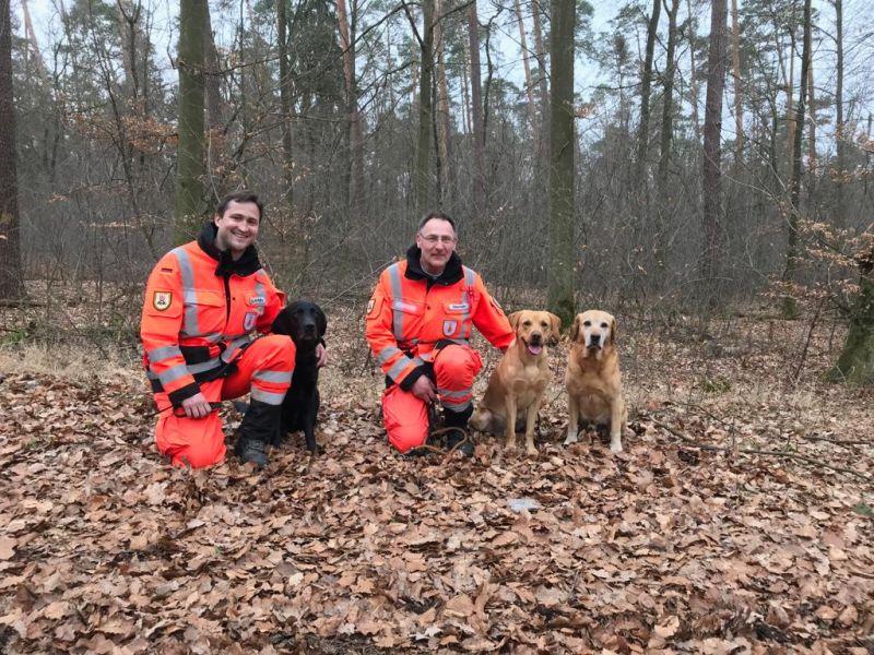 Rettungshundestaffel Westerwald sucht Verstärkung