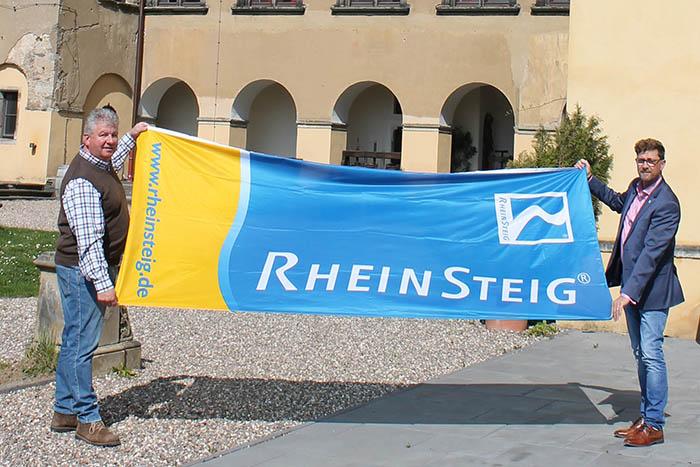 Schloss Arenfels lädt Touristen zur Schlossbesichtigung ein