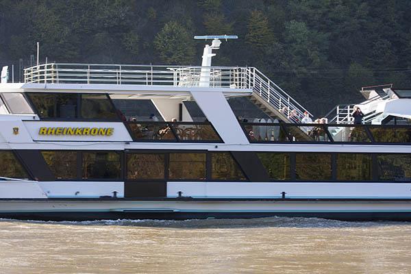 Streit um noch nicht geplante Brücke über den Rhein