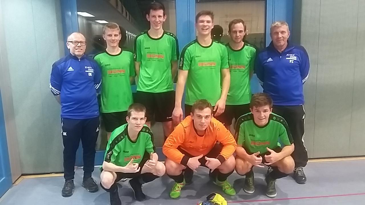 JSG Atzelgift Futsal-Rheinlandmeisterschaft B-Junioren Platz 3