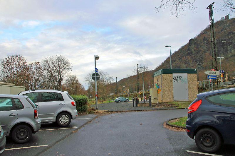 Mehr Parkplätze am Rhöndorfer Bahnhof