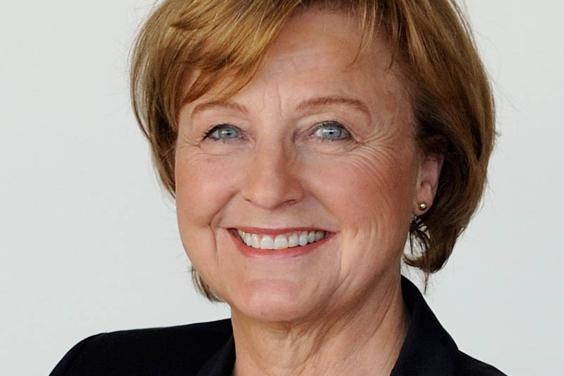 Rita Lanius-Heck, Präsidentin des Land-Frauenverbandes Rheinland-Nassau und Mitglied im Präsidium des Bauern- und Winzerverbandes. Foto: pr