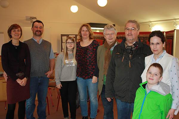 Tourismusfachkräfte besuchten Römer-Welt in Rheinbrohl