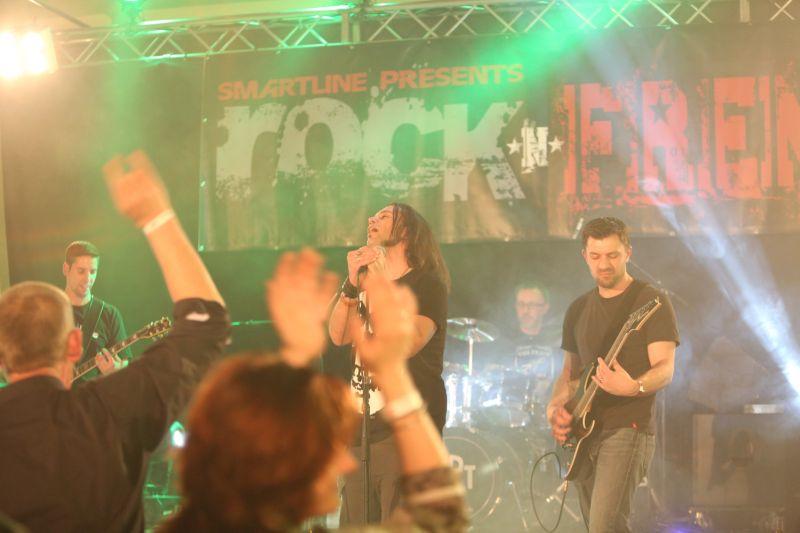 Rock ´n´ Frenz am 30. März zum dritten Mal in Steinefrenz