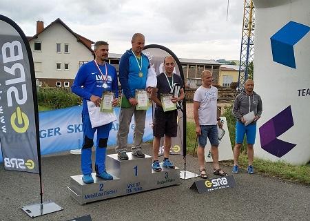 Guter Start in den DSV-Rollski-Marathon-Cup