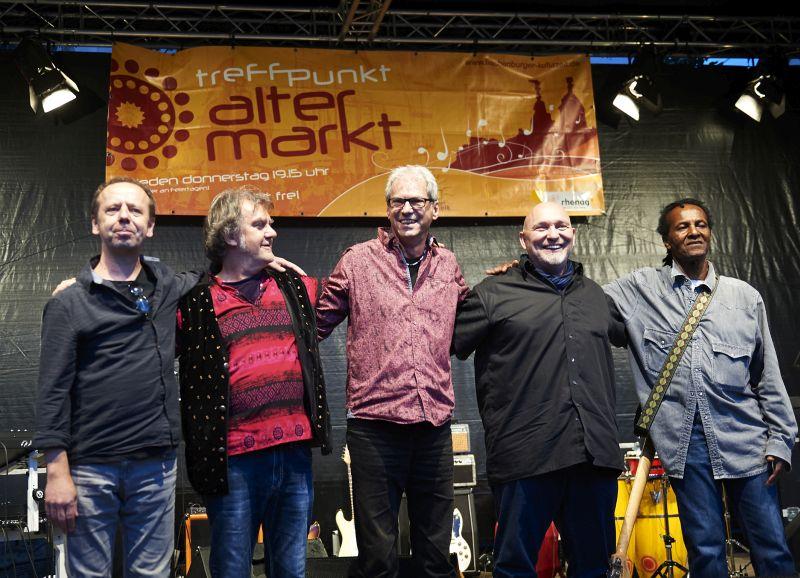 """Konzertreihe """"Treffpunkt Alter Markt"""" in Hachenburg läuft"""