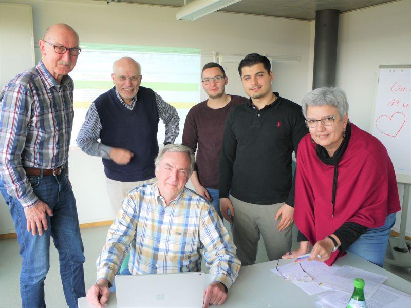 Rotary Schülerwettbewerb: Finale auf Burg Namedy