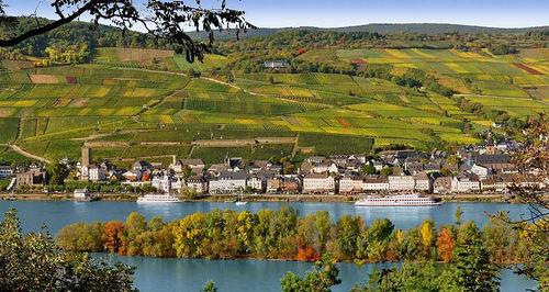Horhausener Seniorenakademie fährt nach Rüdesheim