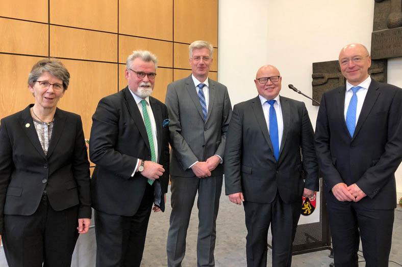 Führungswechsel beim Amtsgericht in Neuwied