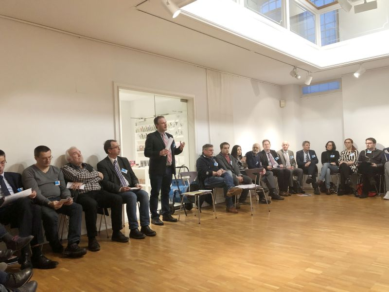 Netzwerk Innenstadt: Runder Tisch kam erstmals zusammen