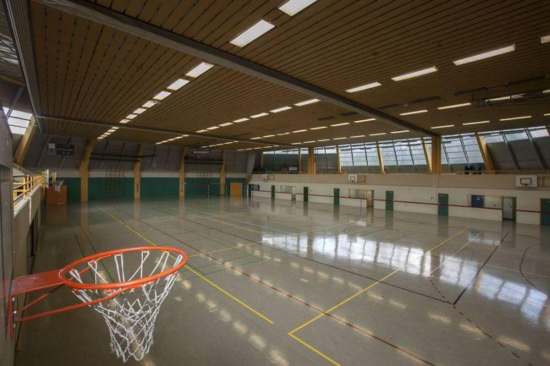 Tag der offenen Tür in der Rundsporthalle Hachenburg