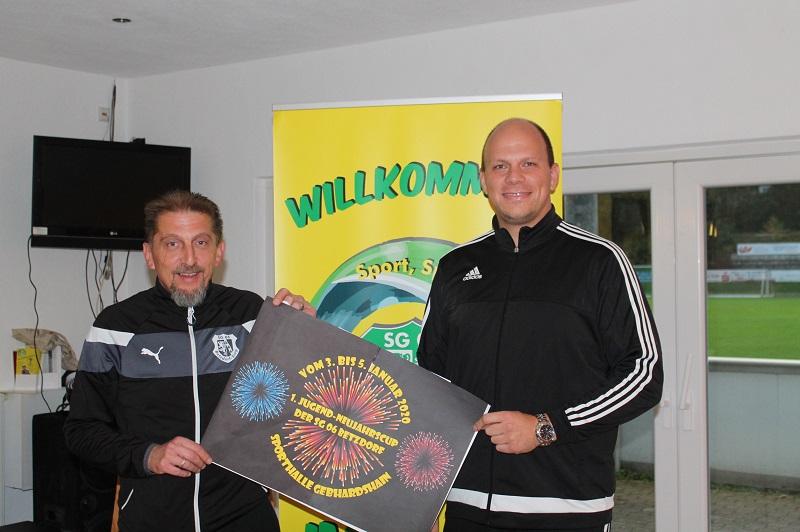 70 Mannschaften kommen zum Jugendturnier der SG 06 Betzdorf