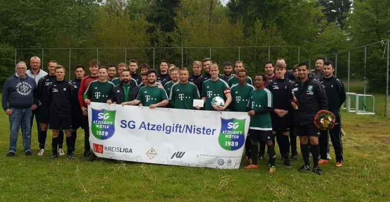 SG Atzelgift / Nister. Foto: privat