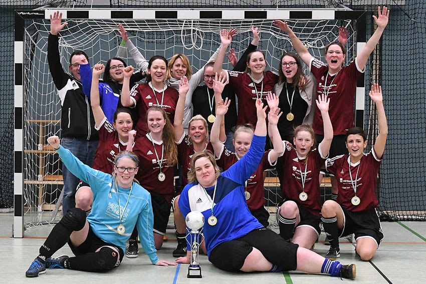 FSG Elkenroth ist Futsal-Kreismeister 2018