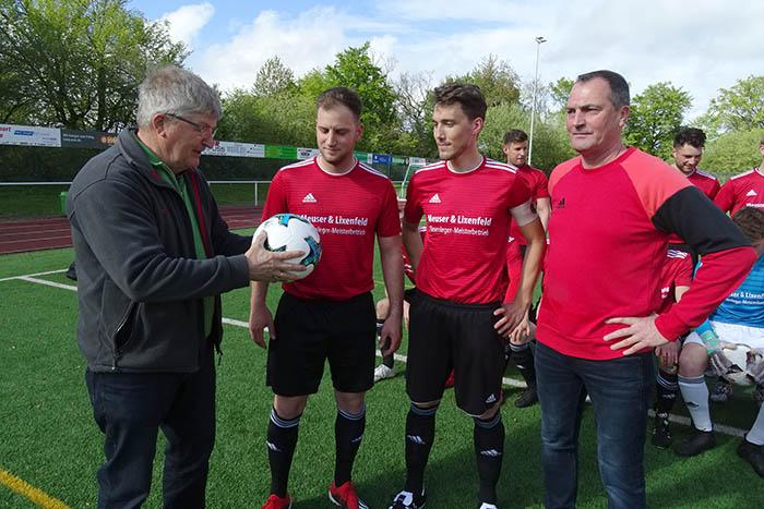 SG Rennerod souveräner Meister in der Kreisliga A