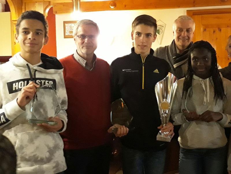 SG Sieg: Jonas Fuhrmann ist Sportler des Jahres