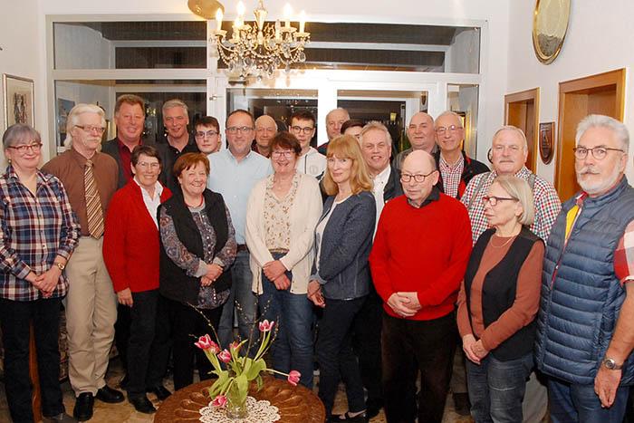 Die Kandidaten der SPD Dierdorf. Foto: privat