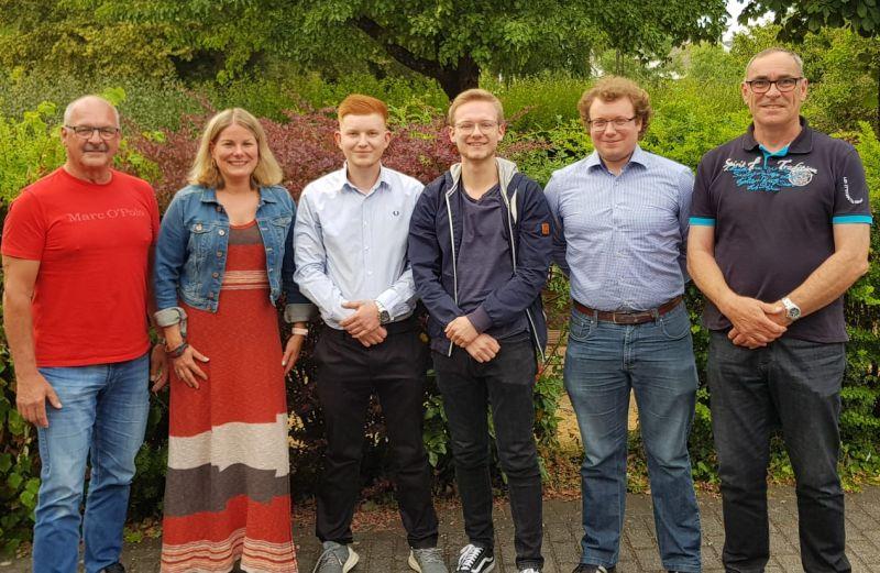 SPD Ortsverein Hachenburg verjüngt sich im Vorstand