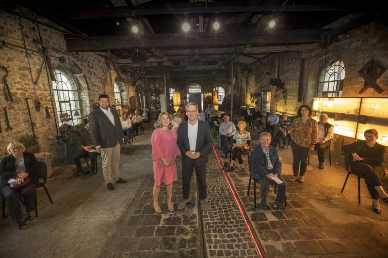 Sozialdemokraten gehen wieder mit Hendrik Hering in die Landtagswahl