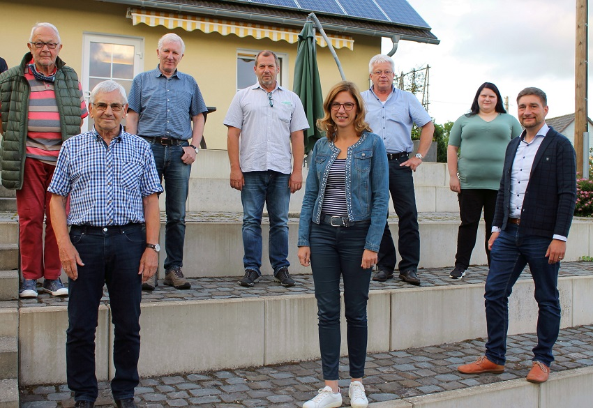 Vertrauensbeweis für Vorstand des SPD-Ortsvereins Hamm