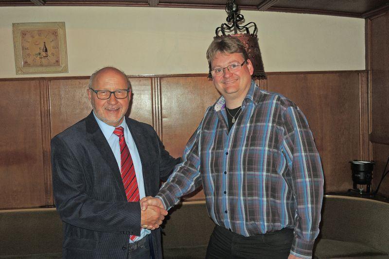 Guido Job erneut als Stadtbürgermeister-Kandidat nominiert