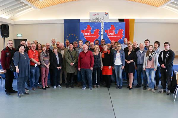 Kreis-SPD stellt sich für die Zukunft auf