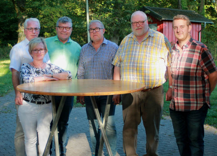 SPD Puderbach nominiert Volker Mendel für Wiederwahl