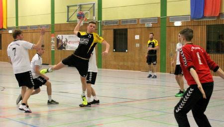 Wissener Handball-Herren verlieren gegen Puderbach