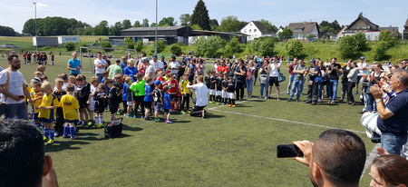 Pfingstturnier mit �ber 40 Jugend-Mannschaften