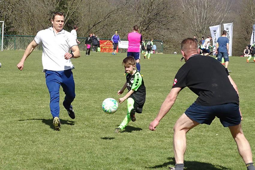 Fußball-Juniorencamp des SV Pottum war voller Erfolg