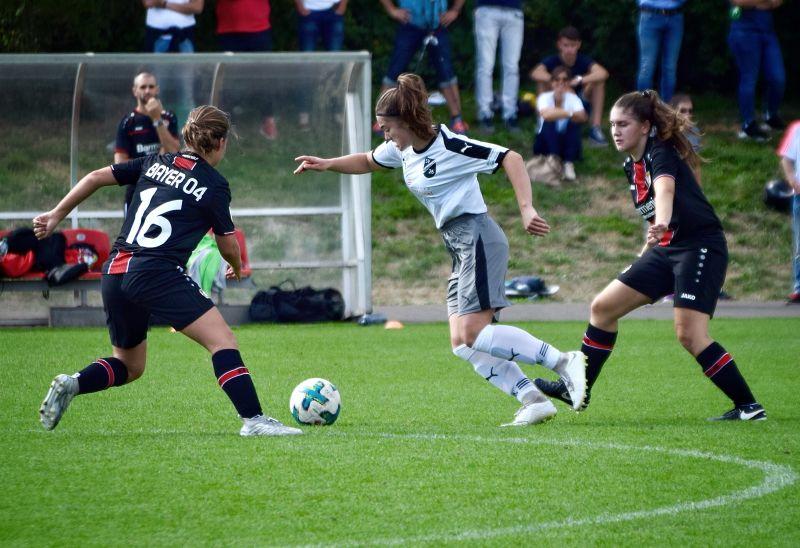 Rengsdorfer U17-Juniorinnen empfangen am Samstag Bayer Leverkusen