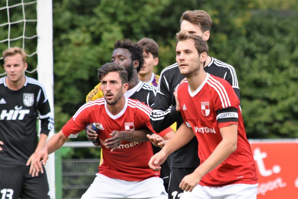 SV Windhagen trotz guter Leistung mit 5:3 Niederlage