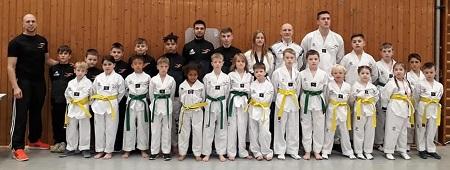 Sporting Taekwondo: Beste Mannschaft bei den Saarland Open