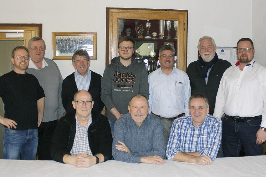 Jahreshauptversammlung MGV �Sangeslust� Birken Honigsessen