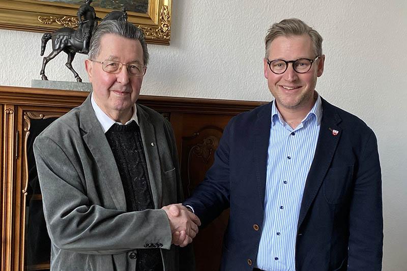 Prof. Dr. Pater Füllenbach SVD aus Neustadt feierte 85. Geburtstag