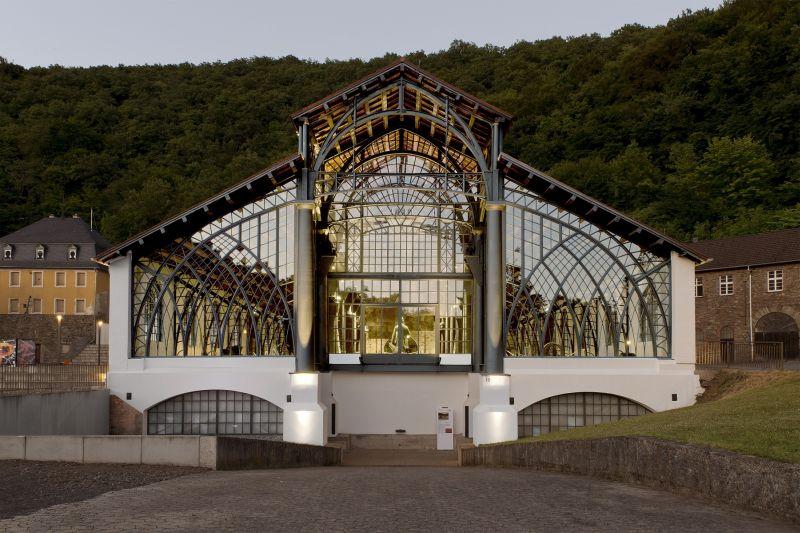 Ein Meisterwerk früher Industriearchitektur