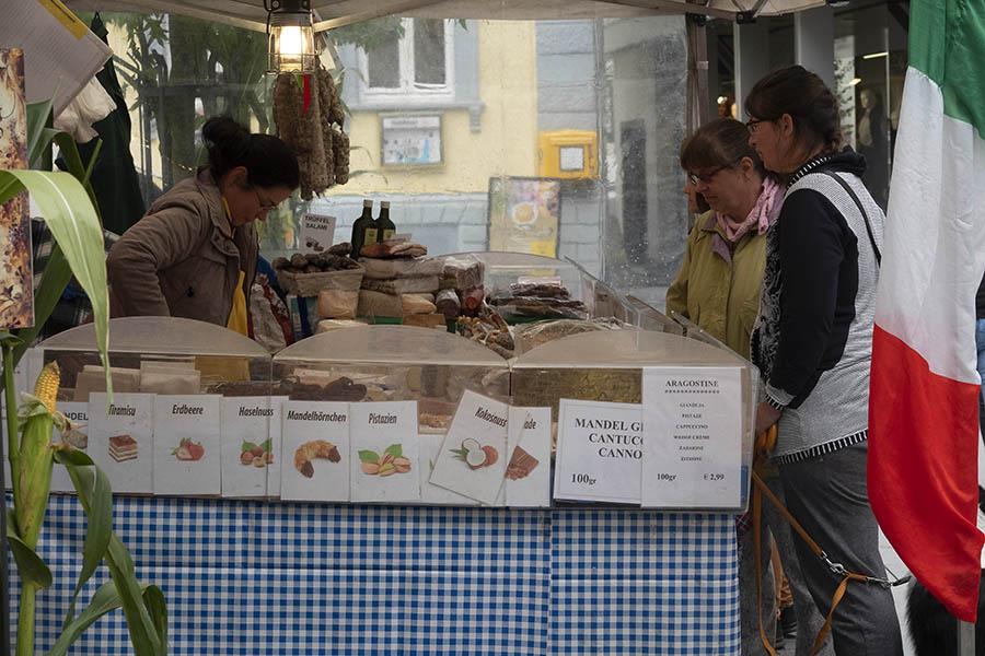 Genießertreff Wein- und Schlemmerfest in Hachenburg