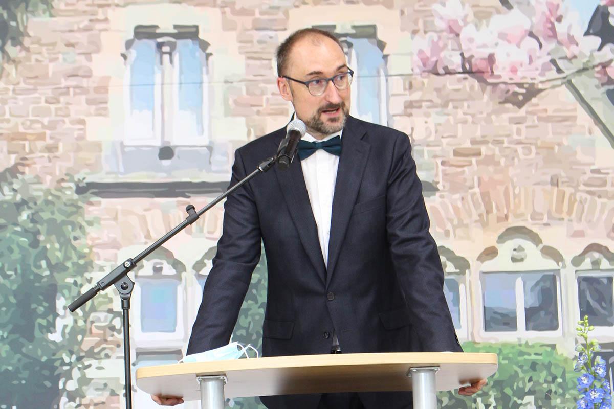 Schloss Hagerhof gratuliert seinen Abiturienten