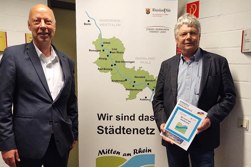 VG Bad Hönningen und Unkel: Kooperation ist Schlüsselfaktor für Erfolg