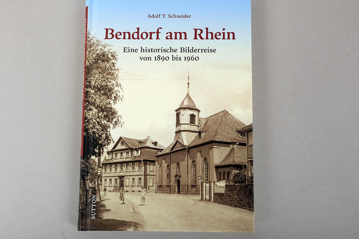 """Buchtipp: """"Bendorf am Rhein"""" von Adolf T. Schneider"""
