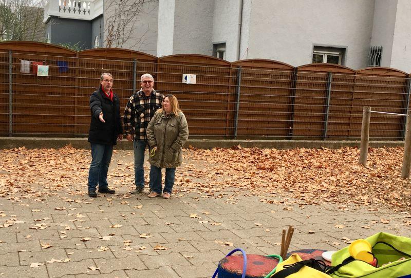 """Aktion Kinderfreundliches Heddesdorf in """"Runde 5"""""""