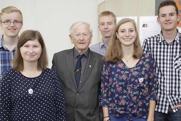 Heinz Schwarz: Herzlichen Glückwunsch zum 90. Geburtstag