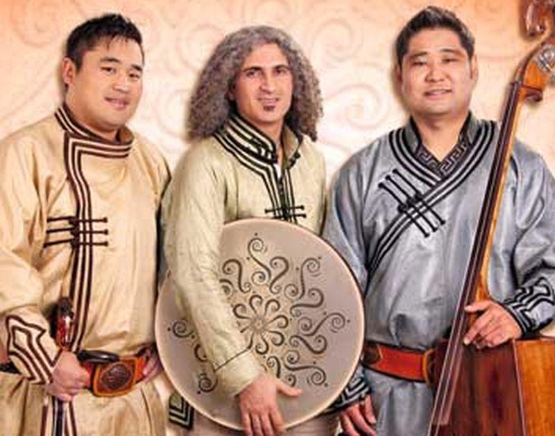 Sedaa - Mongolian meets Oriental in Puderbach