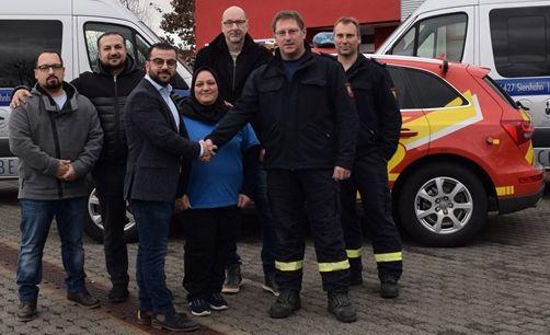 Dienstleister entlastet Feuerwehrangehörige