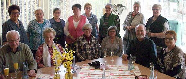 Seniorenbeirat war zu Gast in Altentagesstätte Heimbach-Weis
