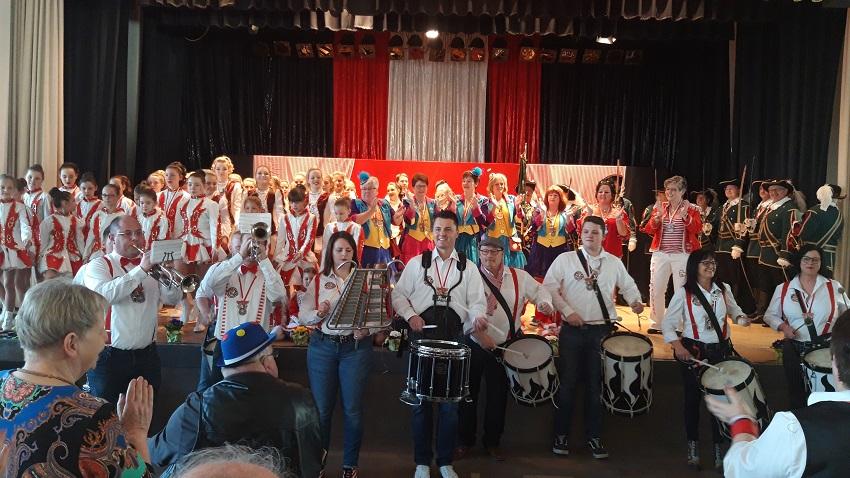 Närrischer Seniorennachmittag in Horhausen bringt viel Freude