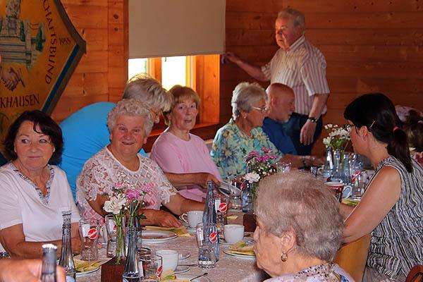 Seniorenfest der Dorfgemeinschaft Stockhausen