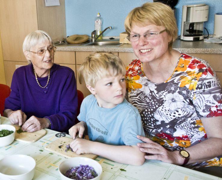 Neue Impulse für Wohnen im Alter