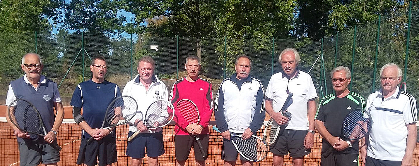 Jürgen Röttgen und Stefan Theis holen Wissener Seniorencup